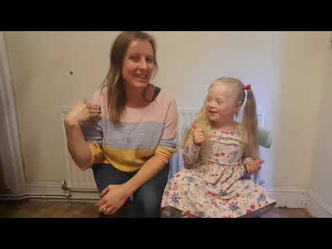 Makaton For 'Fish & Chips'