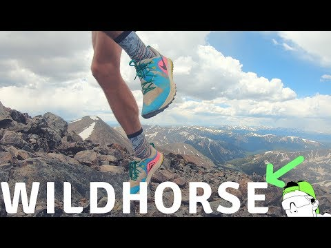 Nike Wildhorse 5 Mountain Test + Leg Strength
