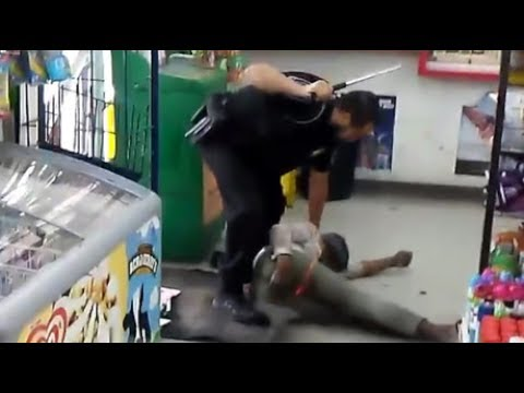 Video of police abuse makes rounds on internet