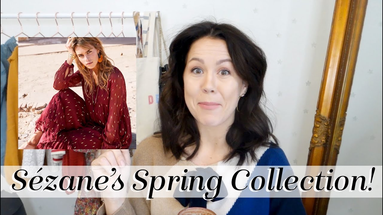 fafa701d7a50b8 Best of Sézane's Spring Collection Look book! Hints, Secrets, and Shopping  Tips | Kait Bos