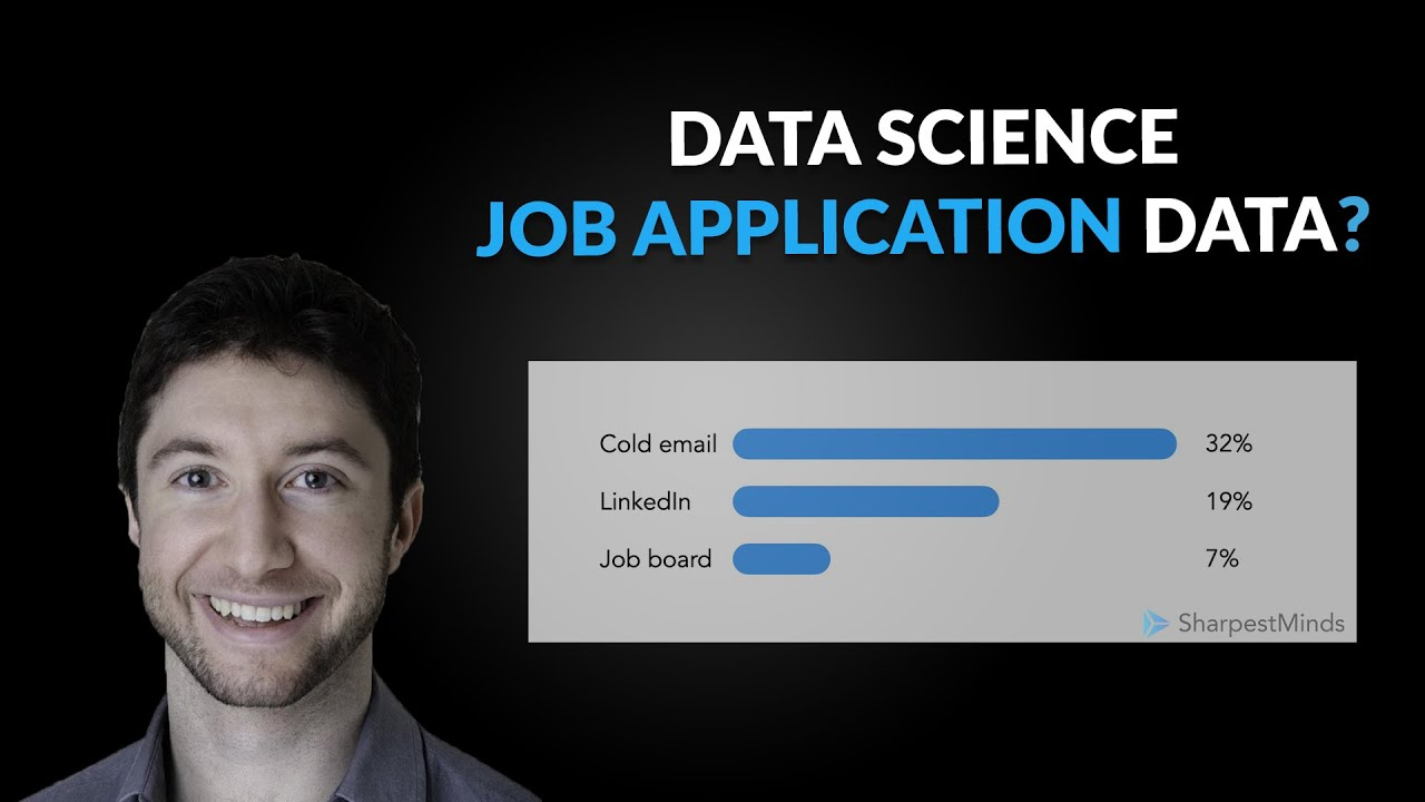 Answering Questions About REAL Data Science Job Application Data (Jeremie Harris x2) - KNN Ep. 44