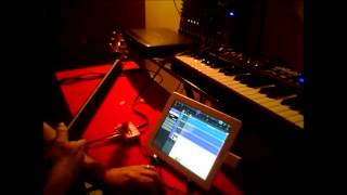 Recording with Cubasis and Behringer UCA222 With Audiobus