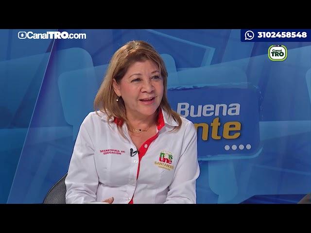 De Buena Fuente con Doris Gordillo
