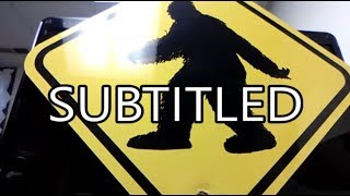 911 CALL Bigfoot attack on my camper trailer Graphic Language SUBTITLED