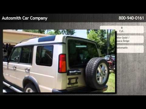 2003 Land Rover Discovery SE  - Concord