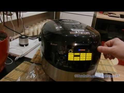 Гречневый суп в мультиварке Редмонд