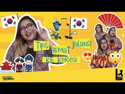 #KsCorner Tips jalan jalan ke Korea - Cara liburan Murah ke Korea
