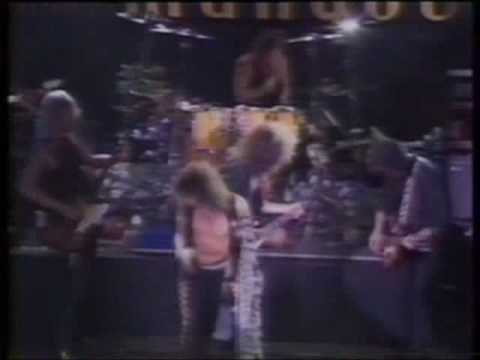 Aerosmith - Monsters Of Rock & The Marquee club London - 1990