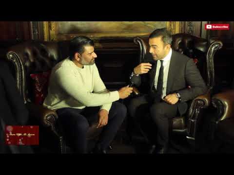Shaan Shahid - Arth - Interview: Stars With Ali Azeem