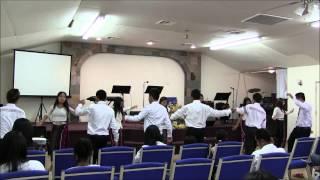 Mino Action Song (Phoenix Falam Christian Church)