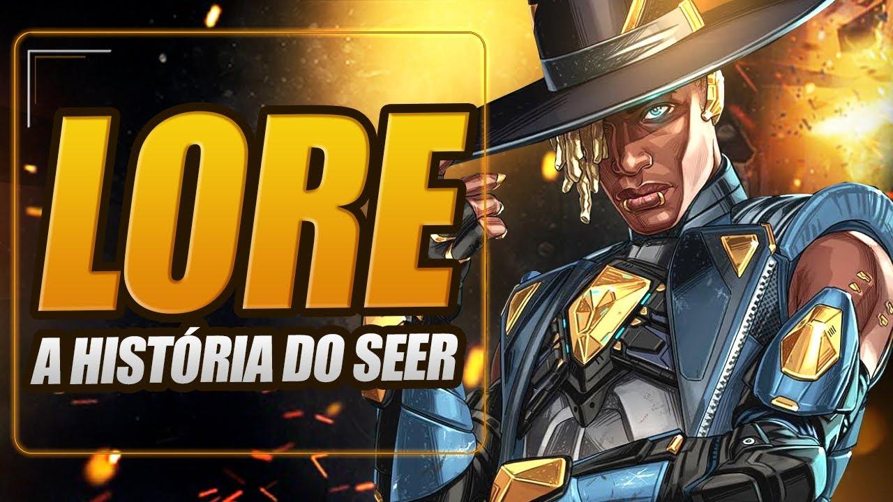 EIS O PROFETA! A História do Seer - PARTE 1 (Apex Legends)