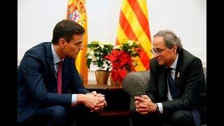 Pedro Sánchez riega a Cataluña con 2.251 millones dando una botella de oxígeno al golpismo