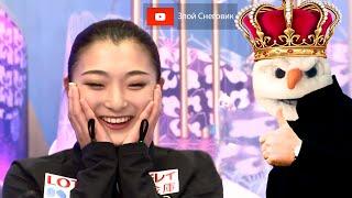 МАСТЕР КЛАСС ОТ КАОРИ САКАМОТО Гран При Японии по Фигурному Катанию 2020