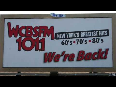 WCBS-FM 101.1 New York - NEW ReelWorld Jingles - January 2 2016