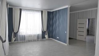 Дом 80 кв.м. с ремонтом в Казани на участке в 5 соток