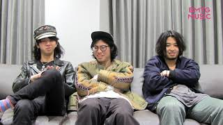 SIX LOUNGE「天使のスーツケース」コメント動画