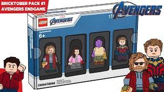 LEGO Avengers Endgame Custom Bricktober Pack 2019 #1