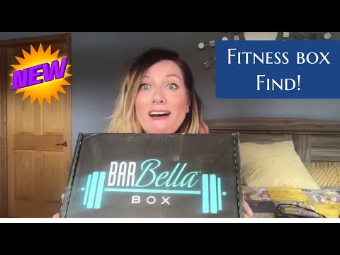 Barbella box fitness UNBOXING: Fitness Subscription Box