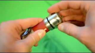 видео Зажигалка Wenger WL21.03 газовая CLAVA турбо, чёрный