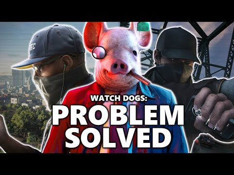 How Legion Fixes Watch Dogs' Biggest Problem