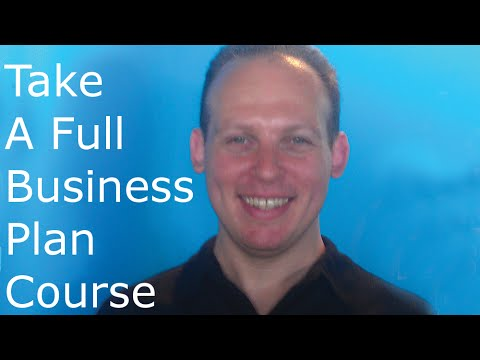 Business Plan Course On Udemy That Teaches You How To Plan Your Business