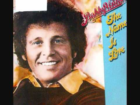 Bob Vinton  Only Love Can Break A Heart 1977