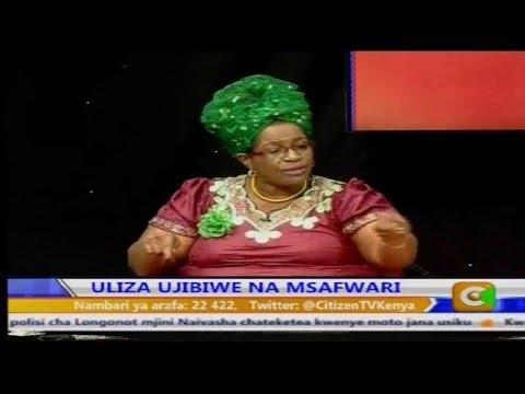 Bi Msafwari: Uliza ujibiwe na Msafwari
