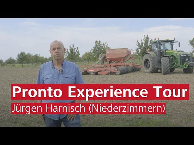 HORSCH Pronto DC Experience Tour