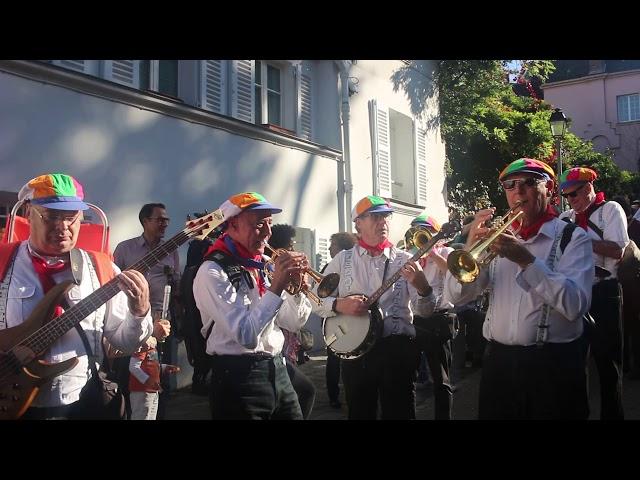 Fête des Vendanges de Montmartre 2017