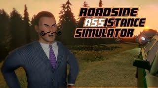 Roadside Annoyance Assistance Simulator