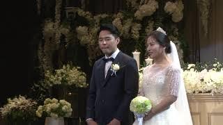 경민웨딩홀 그레이스홀 12월12일 조민규 손미연 예식