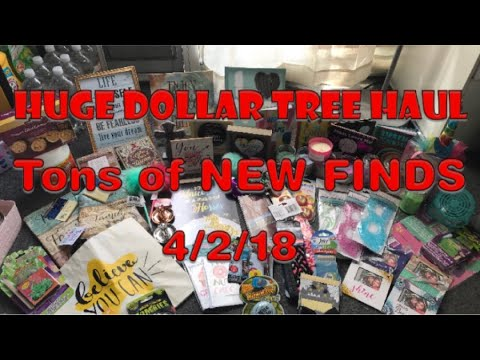 Huge Dollar Tree Haul. Amazing New Finds decor, stationary,