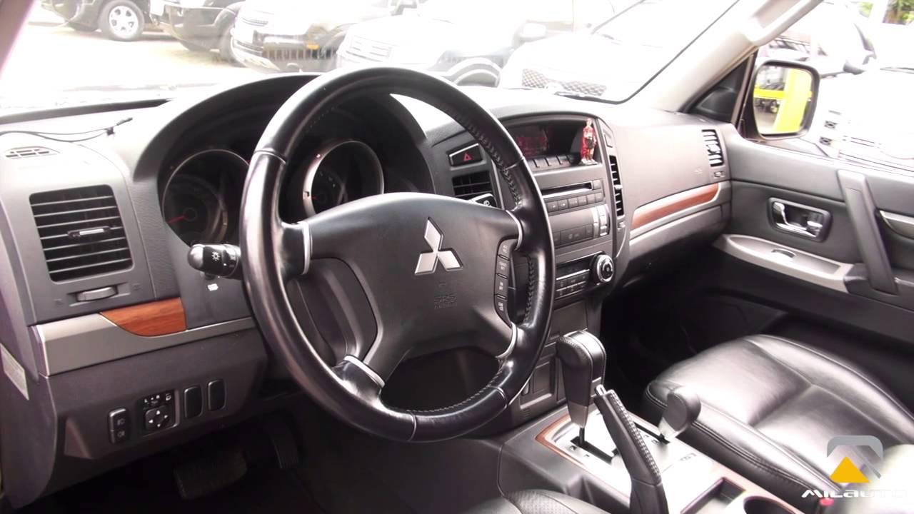 diesel mitsubishi pajero 2008 [ 1280 x 720 Pixel ]