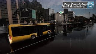 Bus Simulator || Playstation 4 || Who is Hype for this game?
