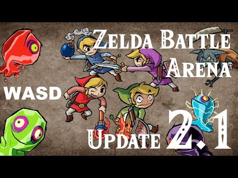 Zelda Battle Arena 2 5 1! [Multiplayer] [Co-op PVE] Minecraft Project