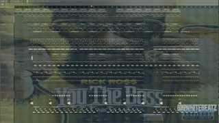 Rick Ross - You The Boss feat. Nicki Minaj Instrumental Fl Studio Remake