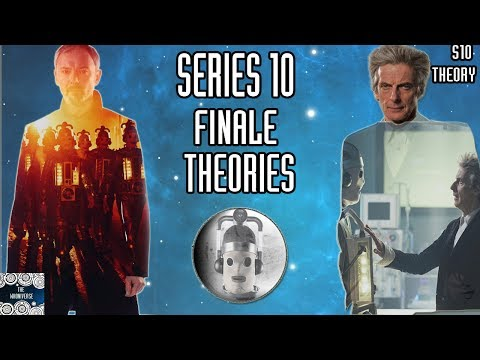 Doctor Who Series 10 Finale Theories