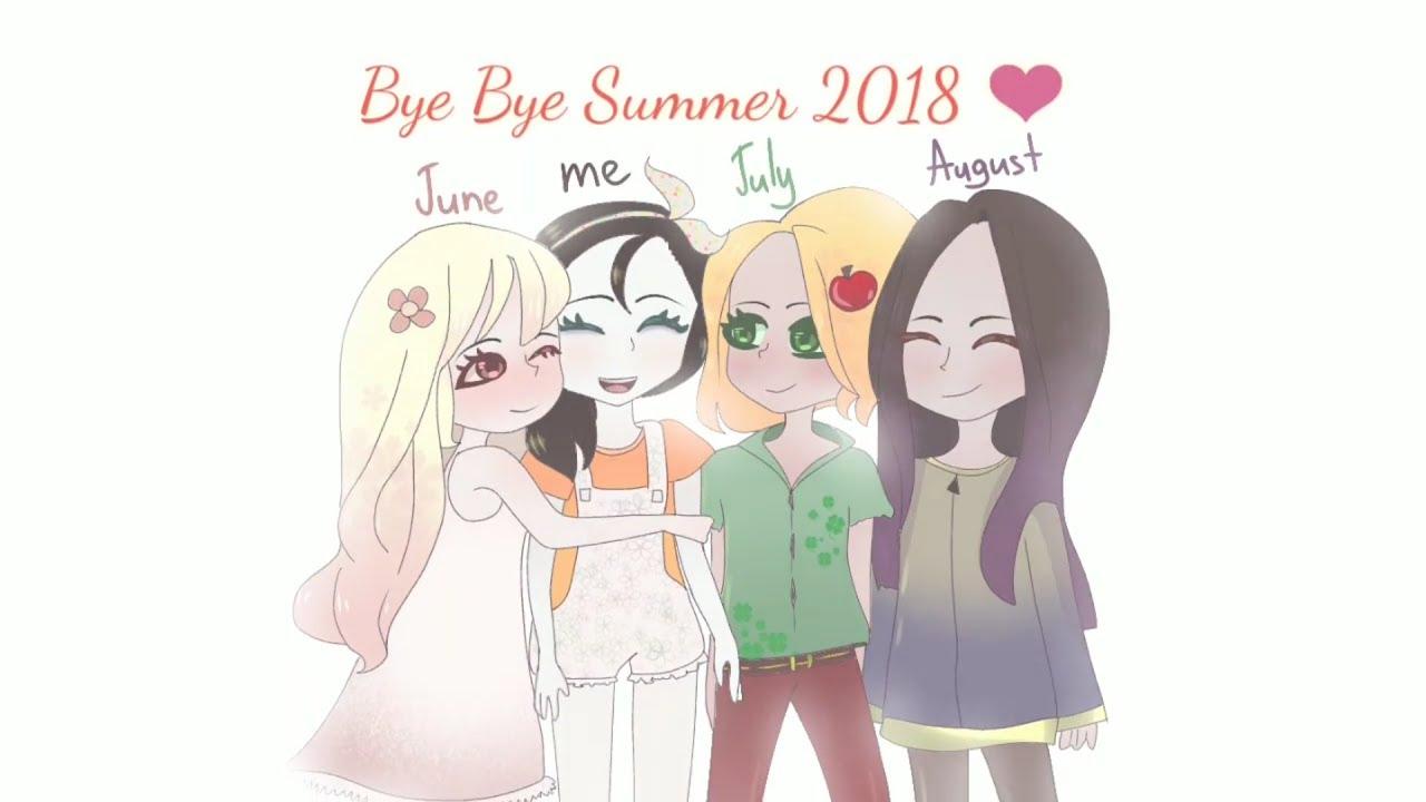 Глупые письма meme (Bye Bye Summer 2018) - YouTube