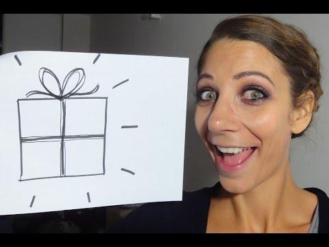 10 id es de cadeau de no l pour une fille femme youtube. Black Bedroom Furniture Sets. Home Design Ideas