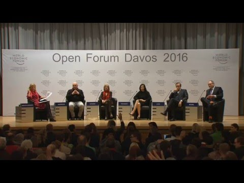 Davos 2016 - Life in 2030: Humankind and the Machine