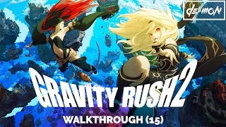 Vídeo Gravity Rush 2