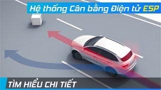Chi tiết Hệ thống Cân bằng Điện tử ESP | Thần hộ mạng của những chiếc xe hơi ngày nay