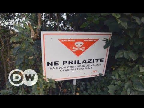 Gefährliches Schlupfloch in Bosnien | DW Deutsch