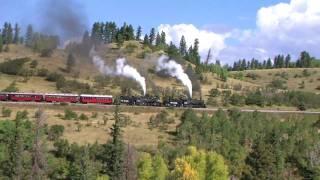 Cumbres & Toltec Scenic Railroad  Double Header