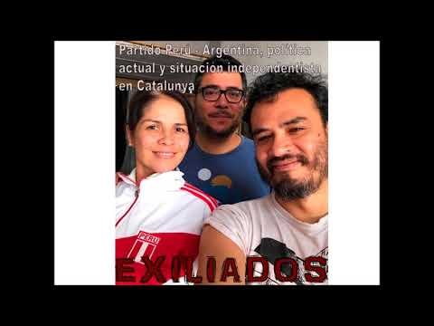 s02e20:  ¡ Perú - Argentina!, política actual y todo sobre Catalunya