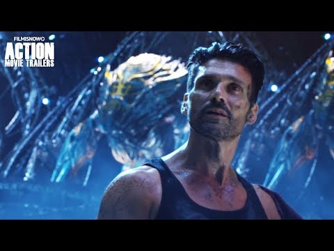 "BEYOND SKYLINE | ""Things Are Looking Up Kid"" New Clip for Frank Grillo Action Movie"