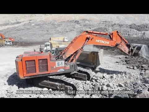 Bir Hitachi Hikayesi (A Hitachi Story)  ZX690LCH-5A / ZX890LCH-5A Excavator Coal Mine (Entek A.Ş.)