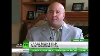 Mosque Infiltration: FBI informant on dirty spy tactics