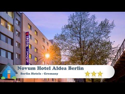 Novum Hotel Aldea Berlin Centrum - Berlin Hotels, Germany