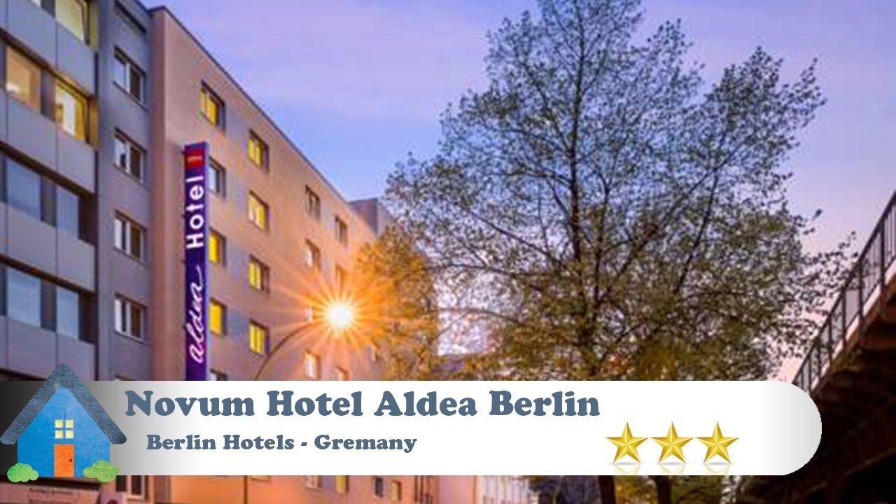 Novum Hotel Aldea Berlin Centrum Berlin Hotels Germany Youtube